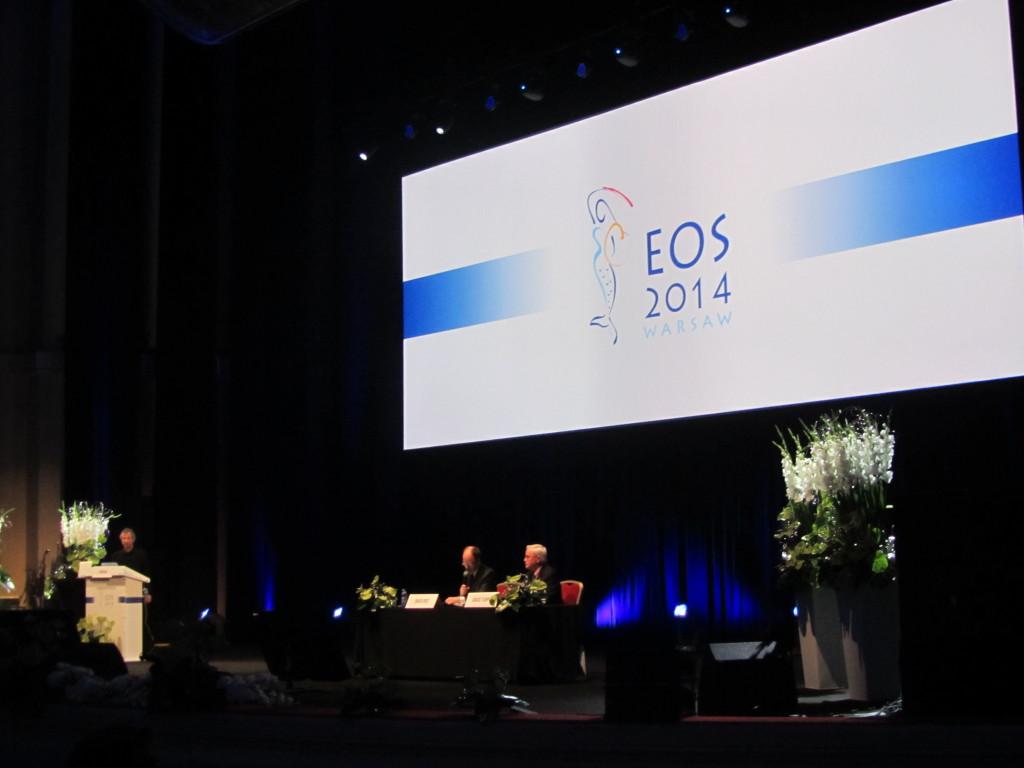 El Dr. Daniel Aragón, presente en el 90º Congreso de la Sociedad Europea de Ortodoncia