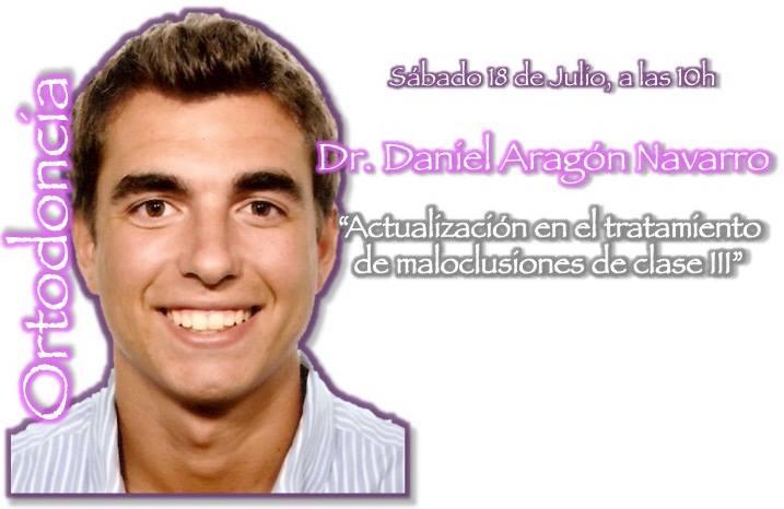 El Dr. Daniel Aragón en el XXII CONGRESO ANEO